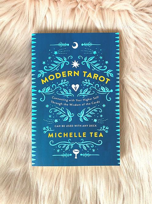 Modern Tarot by Michelle Tea
