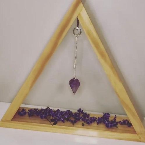Violet (Amethyst Crystal)