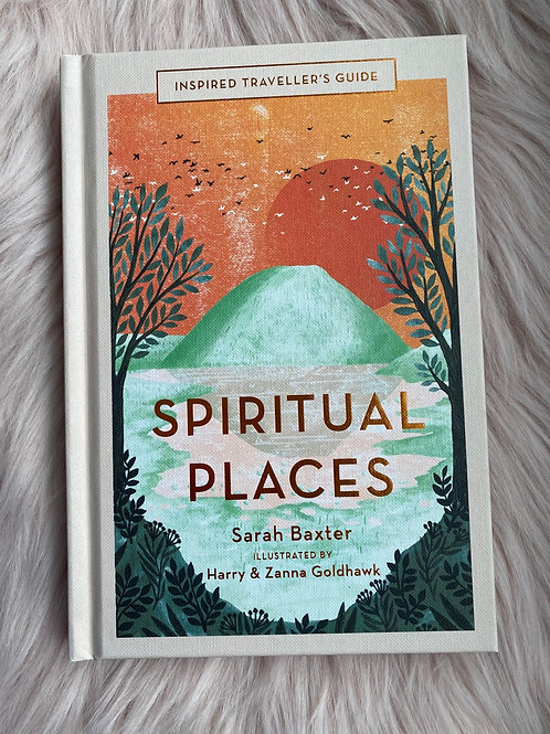 Spiritual Places by Sarah Baxter