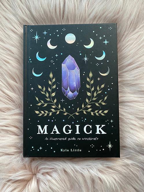 Magick Hard Cover