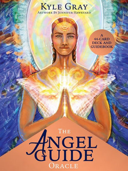 The Angel Guide Oracle deck - Kyle Gray