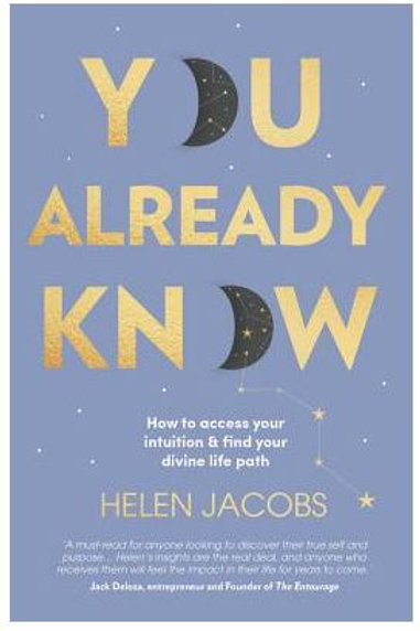 You Already Know by Helen Jacobs