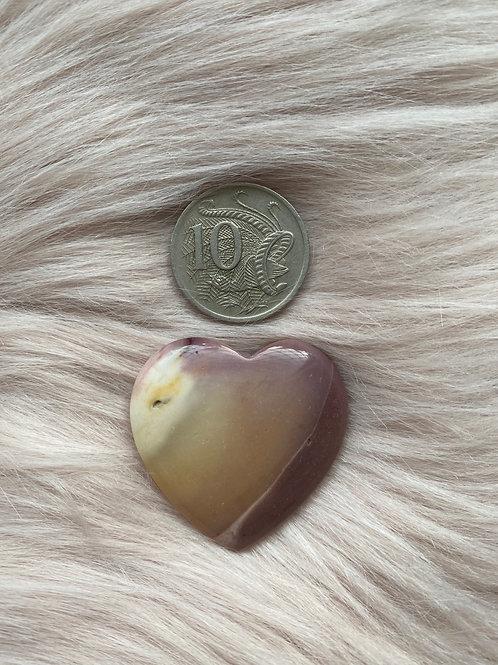 Mookaite Heart 2
