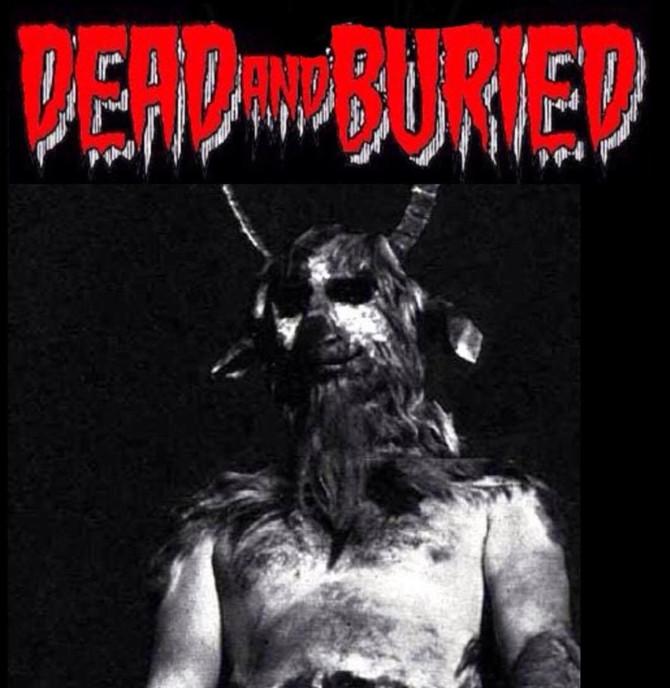 DEAD and BURIED Year End Caravan 2017