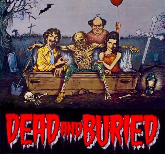 DEAD and BURIED New Year Caravan 2018