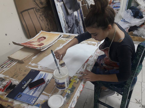 Alumna; Manuela Aggio
