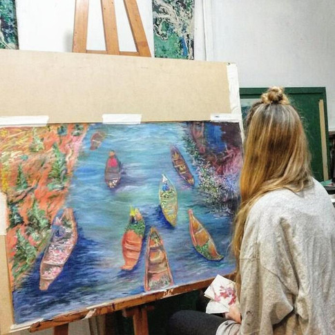 Alumna: Amparo Barrio