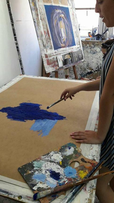 Alumna: Erica Abalsamo