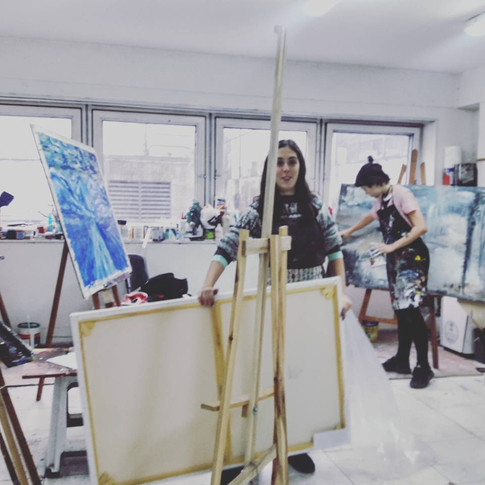 Alumnas: Delfina Godfrid y Erica Abalsamo