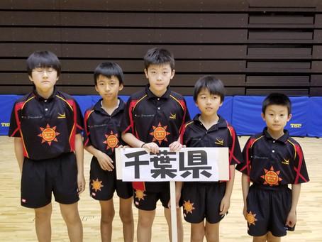 第16回全国ホープス選抜卓球大会