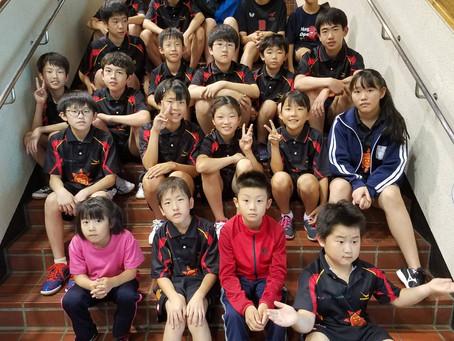 第22回千葉県オープン小学生親善卓球大会 第8回中学生卓球親善オープン大会