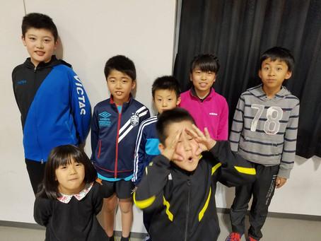全農杯 2019年度全日本卓球選手権大会(ホープス・カブ・バンビの部)千葉県予選会