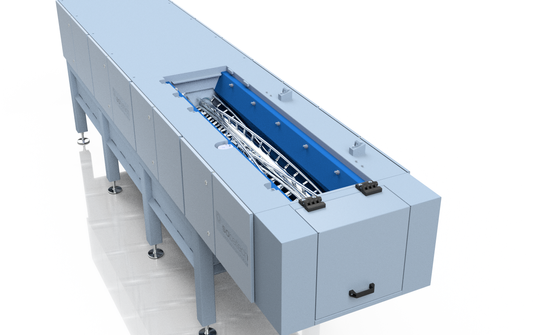 Continuous Mixing System - Low Design