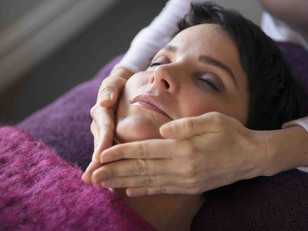 Energetic Facial Massage