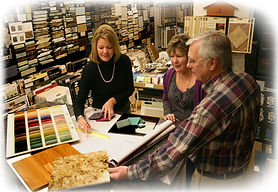 Boulder Carpet, Hardwood, and Tile Design