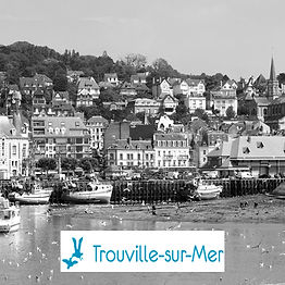 Effarouchement Trouville-sur-Mer