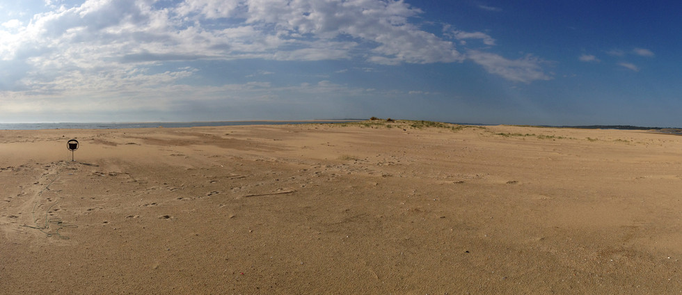 Cabane thermorégulée sur l'île