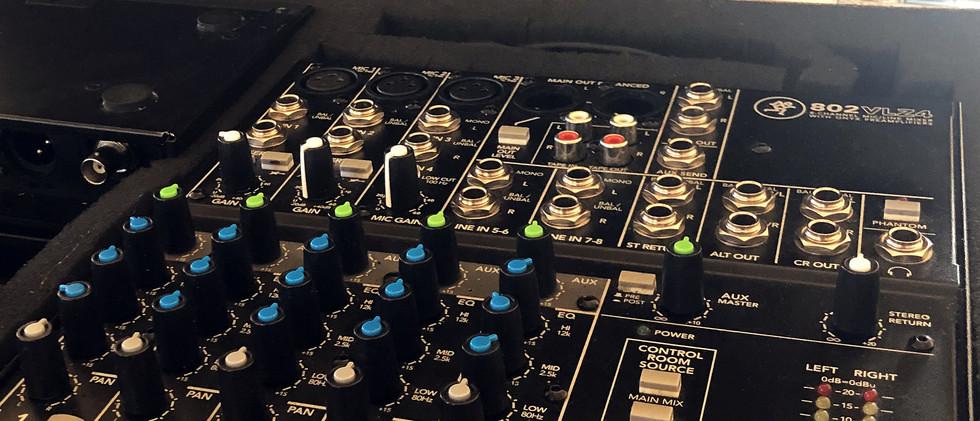Table de mixage VLZ4