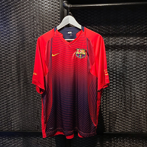 Nike - Barcelona  2000's Training Jersey