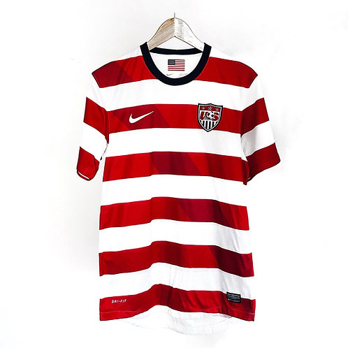 "Nike - 2012/13 US Soccer  ""Waldo"" Jersey"