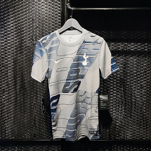 Nike - 2019/20 Tottenham Silver Pre Match Jersey