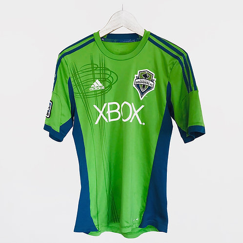 Adidas - 2013/14 Seattle Sounders Dempsey Home Jersey