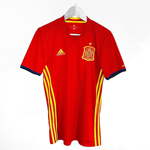 Adidas - 2015/16 Spain Home Jersey