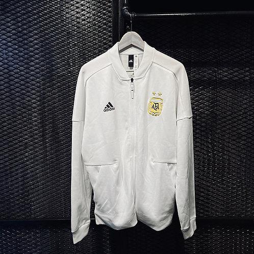 Adidas - Argentina White Jacket (L)