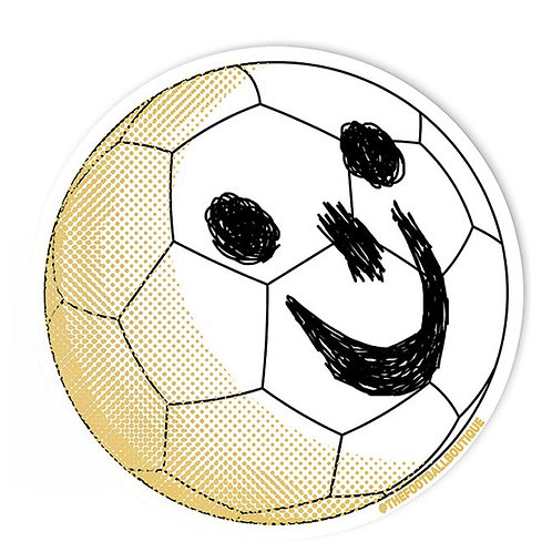 TFB - Make the ball happy Sticker