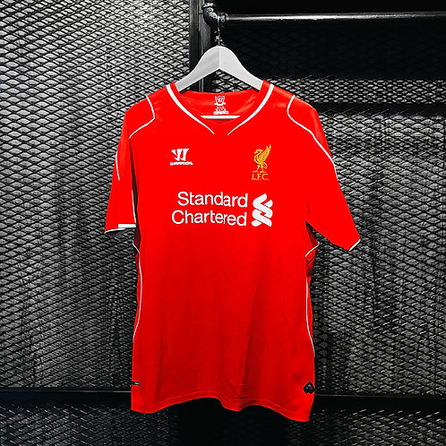 Warrior - 2014/15 Liverpool Balotelli Home Jersey