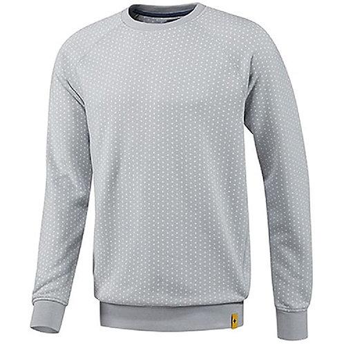 Adidas LA Galaxy Quasar Print Sweatshirt