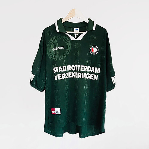 Adidas - 1997/98 Feyenoord Away Jersey