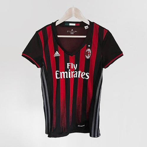 Adidas - 2016/17 AC Milan Home Womens Jersey