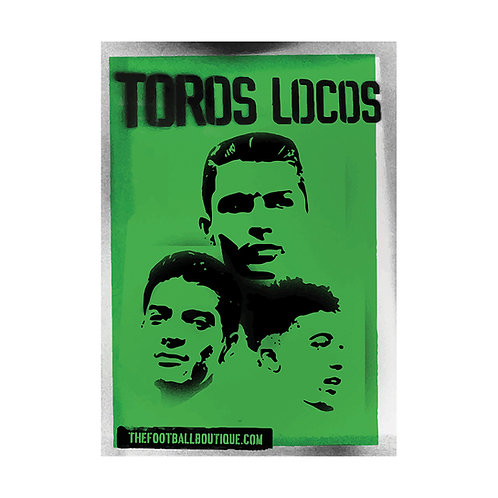 TFB - Toros Locos Sticker