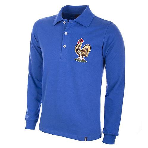 COPA - France 1950's Retro Football Shirt
