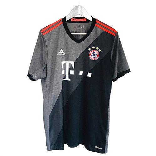 Adidas - 2016/17 Bayern Munich Vidal Away Jersey