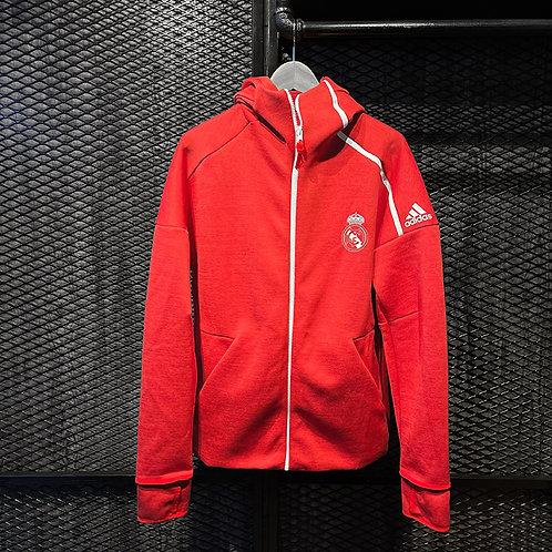 Adidas - Real Madrid ZNE Red Jacket