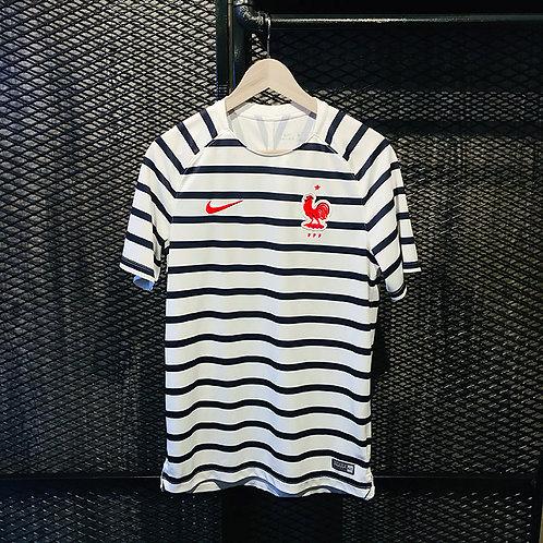 Nike - 2018 France Warm up Jersey