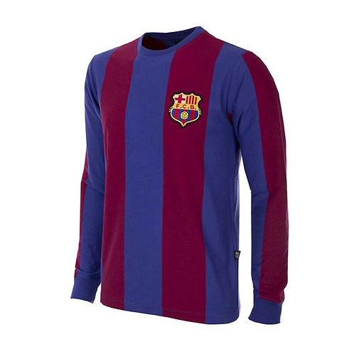 COPA - FC Barcelona 1973 - 74 Retro Football Shirt