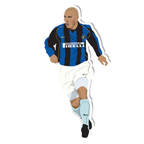 Ronaldo Sticker - Jamie Orrell