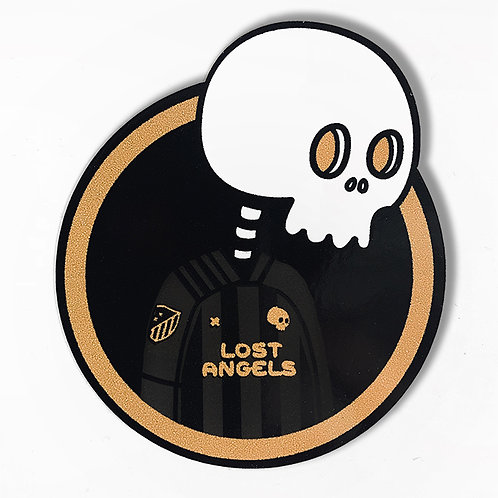 Kit and Bone - Lost Angels Sticker