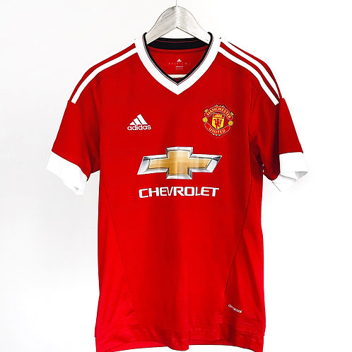 Adidas - 2015/16 Manchester United Home Jersey