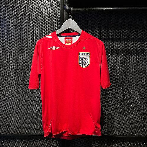 Umbro - 2006/08 England Away Jersey