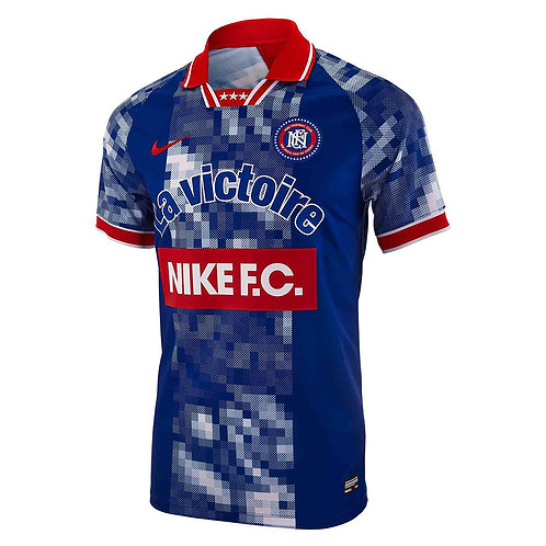 Nike F.C. Home Jersey – Indigo Force