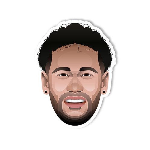 Neymar Sticker - Skull Club Co