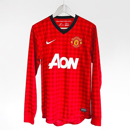 Nike - 2012/13 Manchester United Rooney Home Jersey