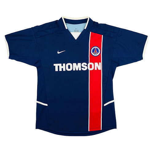 Nike - 2002/03 PSG Home Jersey
