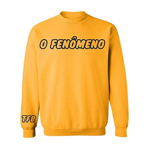 TFB - O Fenômeno Crewneck Sweater - Brasil