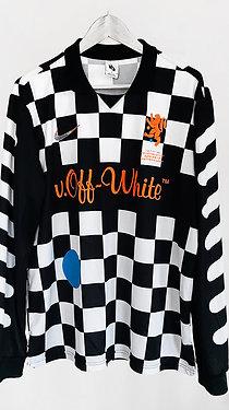 Nike x OFF-WHITE Mercurial NRG X FB Jersey Black