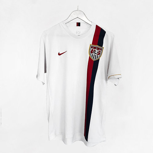 Nike - 2006/07 US Home Jersey